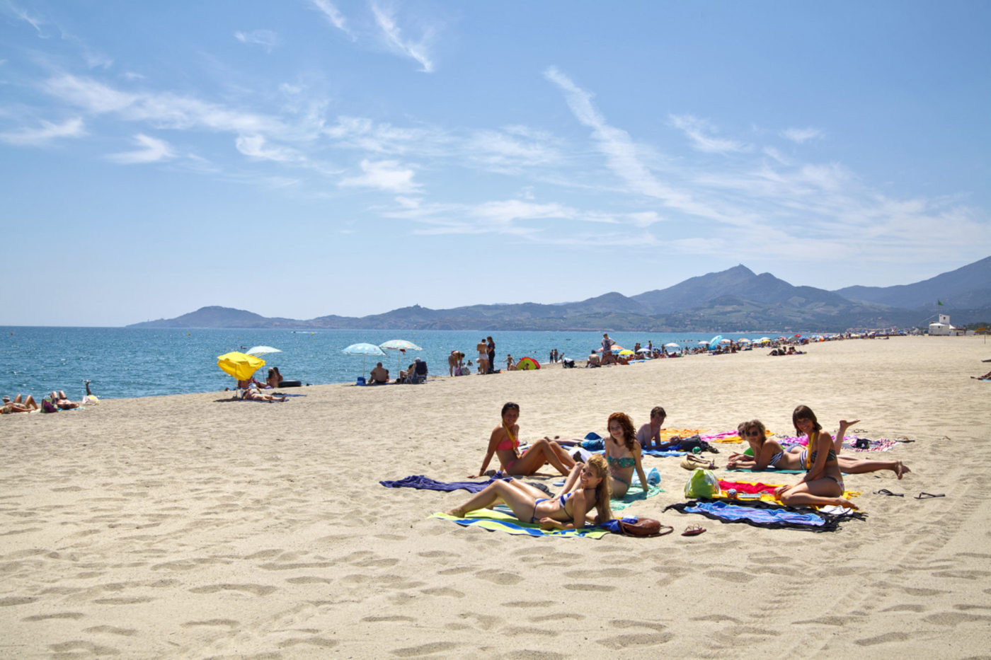 Sonne Strand Und Merhr Spanien Kinder Und Jugendreisen Mit